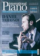 International Piano Magazine Issue OCT 19