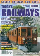Todays Railways Europe Magazine Issue OCT 19