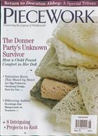 Piecework Magazine Issue 98