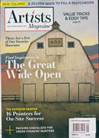 The Artists Magazine Issue 09