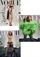 Vogue Italian Magazine Issue NO 828