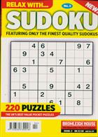 Relax With Sudoku Magazine Issue NO 2