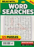 Relax With Wordsearches Magazine Issue NO 2