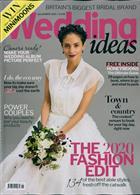 Wedding Ideas Magazine Issue NOV 19