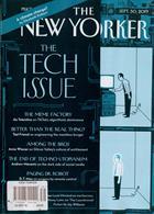 New Yorker Magazine Issue 30/09/2019
