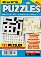 Relax With Puzzles Magazine Issue NO 2