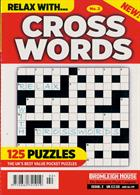 Relax With Crosswords Magazine Issue NO 2
