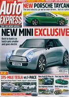 Auto Express Magazine Issue 25/09/2019