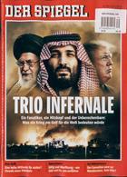 Der Spiegel Magazine Issue NO 39