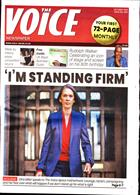 Voice Magazine Issue OCT 19