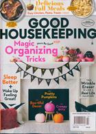 Good Housekeeping Usa Magazine Issue OCT 19