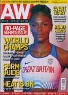 Athletics Weekly Magazine Issue 26/09/2019