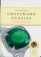 Premium Crossword Puzzles Magazine Issue NO 59