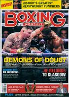 Boxing Monthly Magazine Issue OCT 19