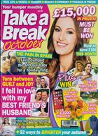 Take A Break Monthly Magazine Issue OCT 19