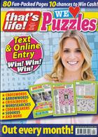 Thats Life We Love Puzzles Magazine Issue OCT 19