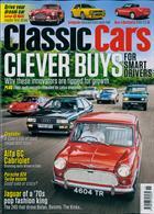 Classic Cars Magazine Issue NOV 19