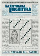 La Settimana Enigmistica Magazine Issue NO 4567