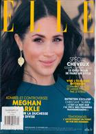 Elle French Weekly Magazine Issue NO 3849