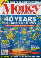 Money Observer Magazine Issue OCT 19