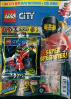 Lego City Magazine Issue NO 19