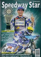 Speedway Star Magazine Issue 28/09/2019