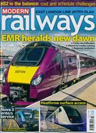 Modern Railways Magazine Issue OCT 19