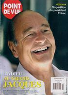 Point De Vue Magazine Issue NO 3715