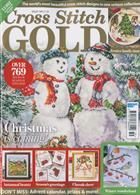 Cross Stitch Gold Magazine Issue NO 159