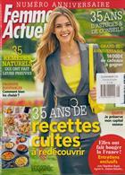 Femme Actuelle Magazine Issue NO 1828