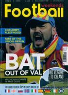 Football Weekends Magazine Issue OCT 19