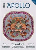 Apollo Magazine Issue NOV 19