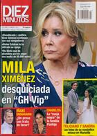 Diez Minutos Magazine Issue NO 3554