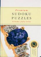 Premium Sudoku Puzzles Magazine Issue NO 59