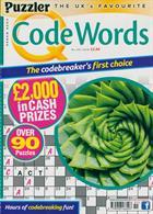 Puzzler Q Code Words Magazine Issue NO 451