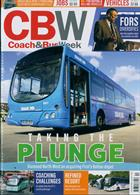 Coach And Bus Week Magazine Issue NO 1412