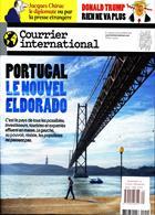 Courrier International Magazine Issue NO 1509