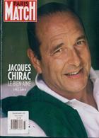 Paris Match Magazine Issue NO 3673