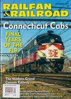 Railfan & Railroad Magazine Issue SEP 19