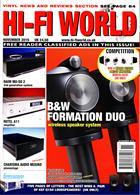 Hi Fi World & Comp Audio Magazine Issue NOV 19