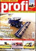 Profi Tractors Magazine Issue HARVEST 19
