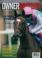 Thoroughbred Owner Breed Magazine Issue OCT 19