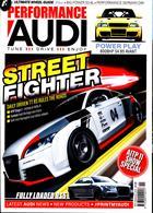 Performance Audi Magazine Issue NOV 19