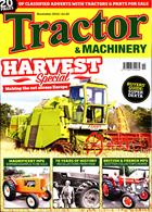 Tractor And Machinery Magazine Issue NOV 19