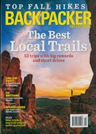 Backpacker Magazine Issue SEP/OCT19