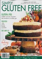 Simply Gluten Free Magazine Issue SEP/OCT19