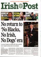 Irish Post Magazine Issue 19/10/2019