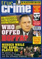 True Crime Magazine Issue DEC 19