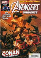 Avengers Universe Magazine Issue NO 7