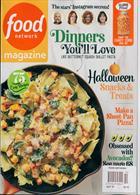 Food Network Magazine Issue OCT 19
